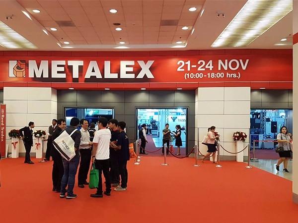冬夏机电参加2018泰国曼谷国际机床展会METALEX圆满成功
