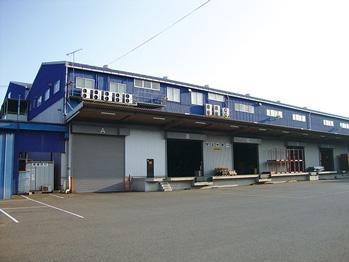 日本物流仓库
