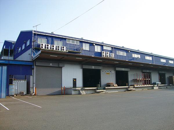 冬夏日本物流仓库