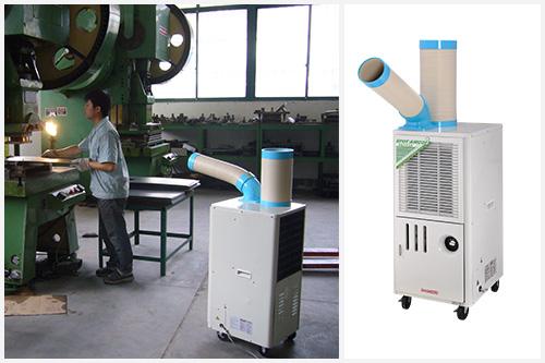 冬夏工业冷气机,为高温车间降温带来新的契机