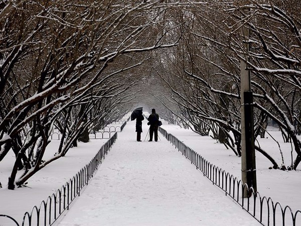 大雪即将到来,冬夏暖风机帮您除雪化冻