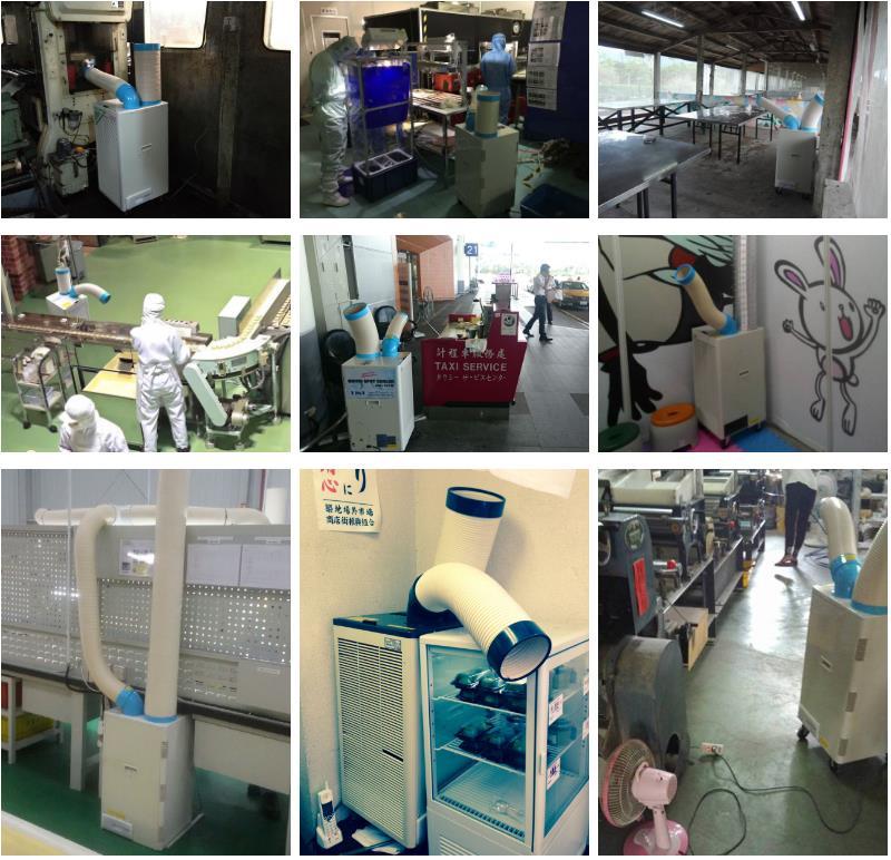 工业冷气机SPC-407/407K案例