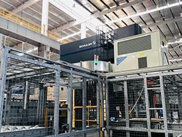 重庆宝钢汽车钢材部件有限公司  ——选购冬夏工业冷气机