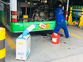 重庆两江公共交通有限公司  ——选购冬夏工业冷气机